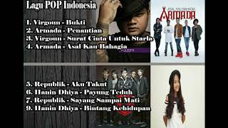 Gambar cover Full album Virgoun, Armada, Republik dan Hanin Dhiya