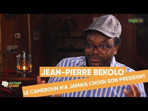 """Jean-Pierre Bekolo: """"Nous sommes encore dans le parti unique"""""""
