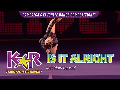 """Is IT Alright"" from Just Plain Dancin'"