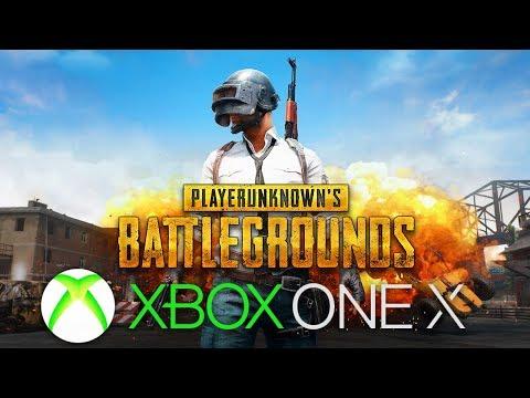 PLAYING PUBG ON XBOX ONE X: PLAYERUNKNOWN'S BATTLEGROUNDS XBOX ONE GAMEPLAY! (PUBG Xbox One)