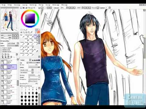 Programmi per pc per disegnare anime manga entrate for Programma per disegnare arredamento