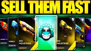 Halo 5: Guardians - How to Sell REQs FAST