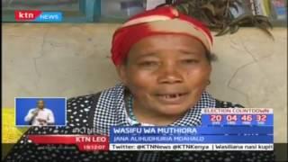 Kijana mkakamuvu kisiasa Muthiora Kariara anawania kuwa naibu wa rais