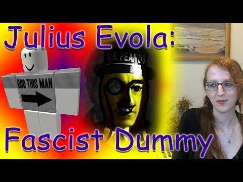 Julius Evola: The Alt-Right's Favorite Stupid Dead Philosopher