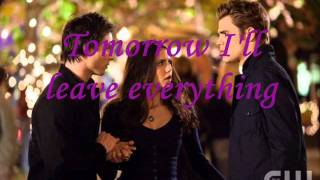 Angela Ammons Forbidden kind lyrics+ The Vampire diaries