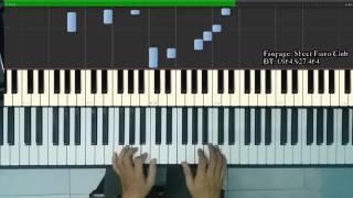 Childhood Memory Piano + Sheet free | Piano tutorial