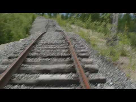 Фото и видео с заброшенной ветки Чара - Чина.