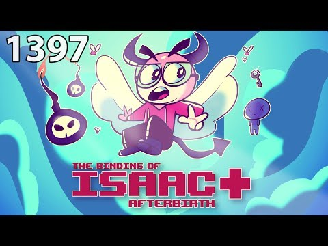 The Binding of Isaac: AFTERBIRTH+ - Northernlion Plays - Episode 1397 [Mood]