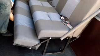 диваны для газели микроавтобуса Most Popular Videos