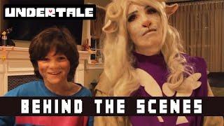Undertale Trailer: Behind the Scenes