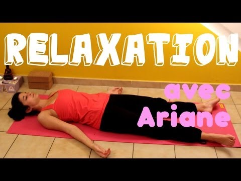Relaxation Courte Complète avec Ariane