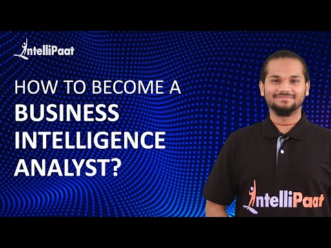 How to Become a Business Intelligence Analyst | What is Business ...