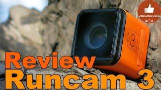 ✔ Полный Обзор Камеры RunCam 3. HD 1080p/60fps, WiFi Full Review!