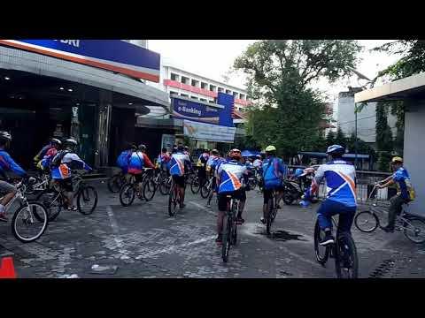 INDOMARET FUNBIKE 2017   with BRI seKanwil Medan