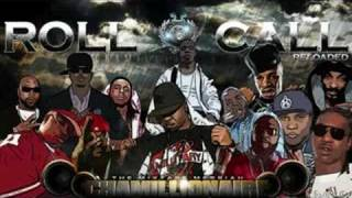 "Chamillionaire ft. Everybody ""Roll Call Reloaded"" (MIXTAPE MESSIAH 4) Download link"