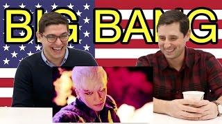 """Americans Meet Kpop: Big Bang """"Bang Bang Bang"""" (KOR SUB)"""