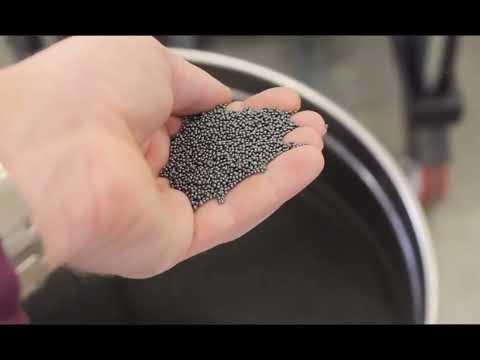 Unità di aspirazione LS 550 - sabbiatrice Pressure Top