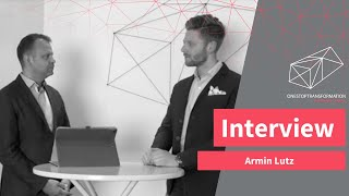 Video Blog mit Armin Lutz zum Thema Digitale Transformation