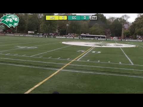 Women's Soccer: Greensboro College vs. Methodist University