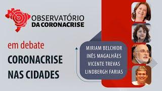 #AOVIVO | Coronacrise nas cidades | Observatório da Coronacrise