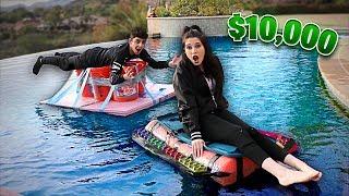 Last To SINK Wins $10,000 - Challenge