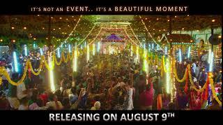 Srinivasa Kalyanam Release Promo 1 | Nithiin, Raashi Khanna