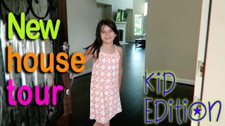 SILLY KIDS NEW HOUSE TOUR - VLOG