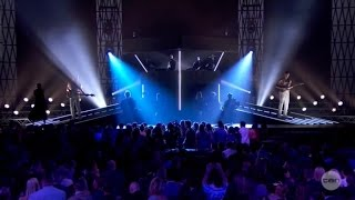 Flight Facilities - Crave You featuring Owl Eyes Live at the ARIAs 2015