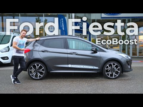New Ford Fiesta EcoBoost 2021 Review Interior Exterior