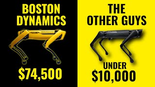 Why Boston Dynamics Should Be Worried About The Competition || They Need A Steve Jobs ASAP