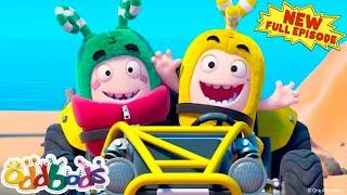 आलस भरे सम्मर हॉलिडे   ऑडबॉड्स पूरे एपिसोड   हिंदी कार्टून   Oddbods Hindi