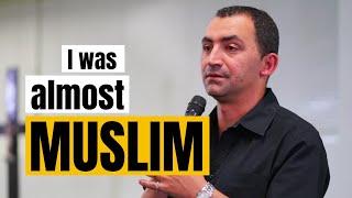 Muslim  ( Almost ) Converts To Catholicism    Charbel Raish    Parousia Media    Catholic Convert