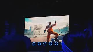 Crowd reaction to Maneater Trailer   PC Gaming Show 2019, E3 2019