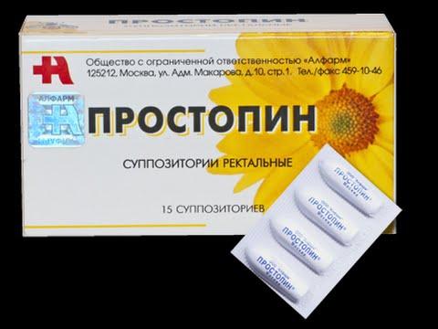 Основные признаки хронического простатита