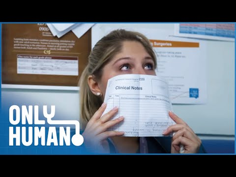 Junior Doctor Can't Handle the Emotional Pressures | Confessions of a Junior Doctor | Only Human