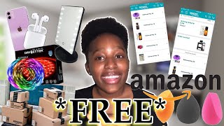 How To Get Free Stuff From Amazon 2020 | Ways To Get Free Stuff From Amazon (Legit)