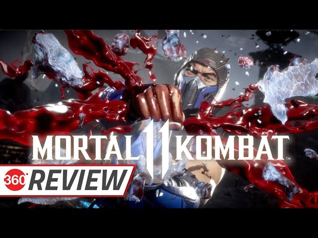 Mortal Kombat 11 on the Nintendo Switch Is a Blurry Mess Worth