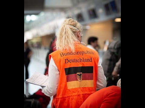 COVID19 -Testimonio de pasajeros del vuelo liderado por Alemania - Buenos Aires - Frankfurt - 4/4/20