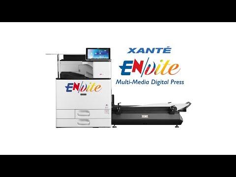 Envite Multi-media Digital Press