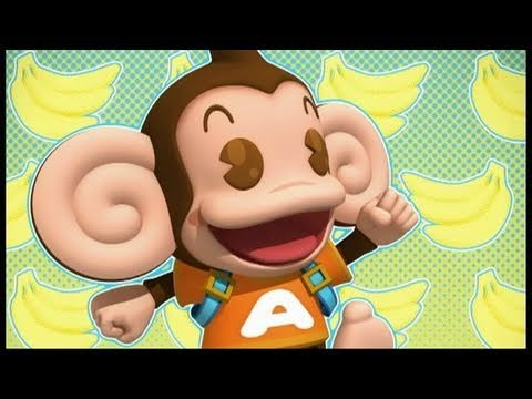 Super Monkey Ball Uses One Of The 3DS' Odder Features