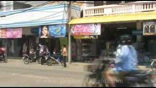 preview picture of video 'A drive through Phetchabun Town, Phetchabun Province, Thailand ( 3 )'