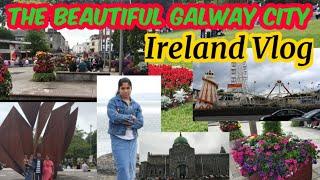 അയർലണ്ടിലെ മനോഹരമായ ഗാൽവേ സിറ്റി കാണാം/ THE BEAUTIFUL GALWAY CITY IN IRELAND
