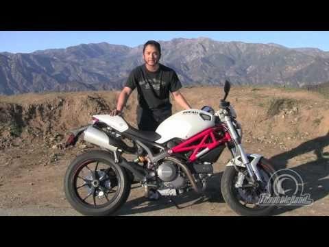 2011 Ducati 796 Bike Review
