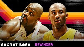 Kobe and Shaq's super-hyped Christmas Day battle gets a deep rewind | 2004 Lakers vs. Heat