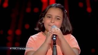 The Voice Kids ..أشرقت أحمد مرحلة الصوت وبس اما براوة تحميل MP3