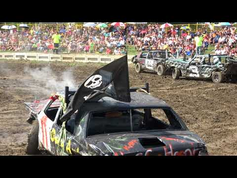 Comber Fair Demolition Derby | 8 Cyl Pro Stock