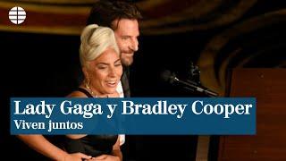 Bradley Cooper y Lady Gaga ya viven juntos