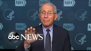 Dr. Fauci explains new coronavirus timeline through April l ABC News