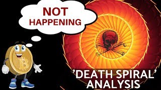 """Why There Is No """"Death Spiral"""" Coming for Bitcoin Anytime Soon - Today"""