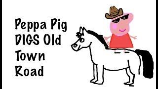Old Town Road Meme Peppa Pig Th Clip